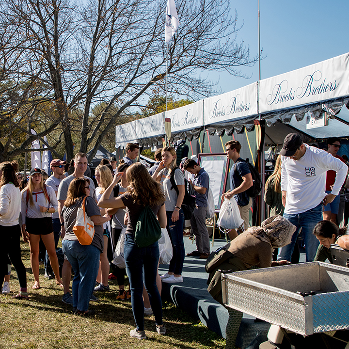 Brooks Brothers to return as a Premier Sponsor of the Head Of The Charles Regatta for the 10th consecutive year