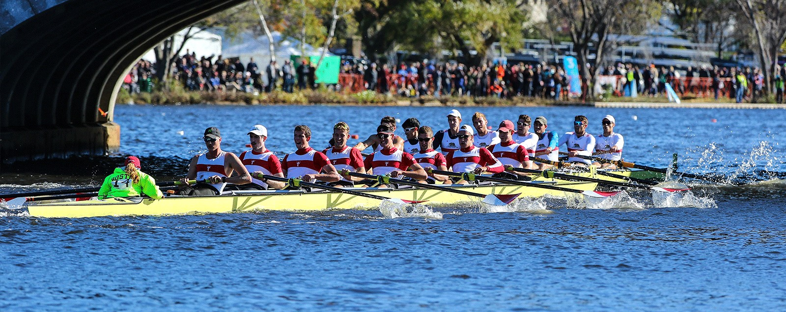 Head Of The Charles Regatta Begins Preparations for This Year's Race