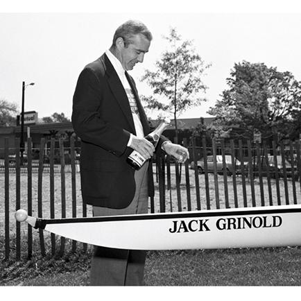 Remembering a Regatta Friend, The Soul of Northeastern Rowing: Jack Grinold 1935-2017