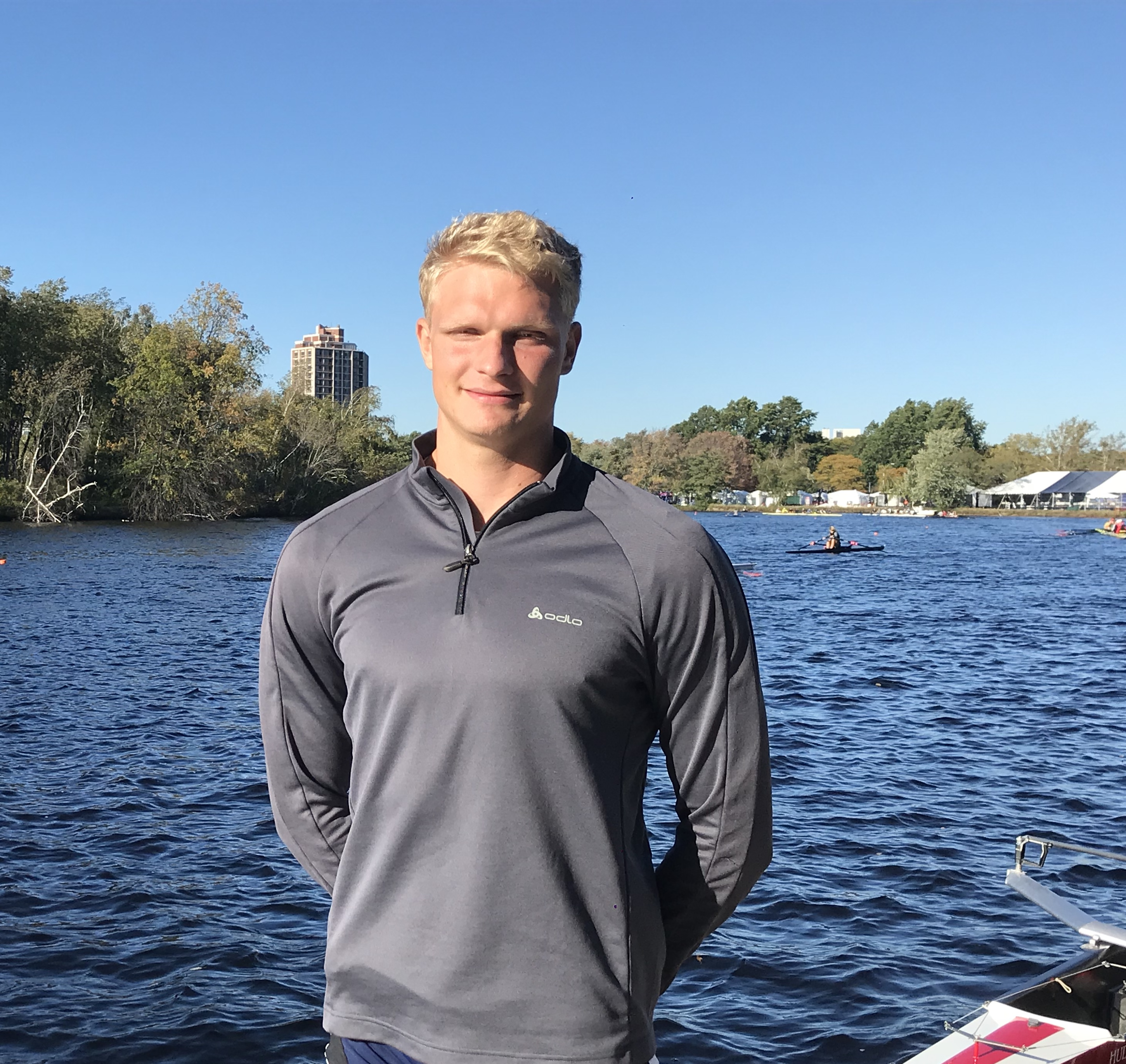 Germany's Oliver Zeidler is Rowing's Newest Wunderkind