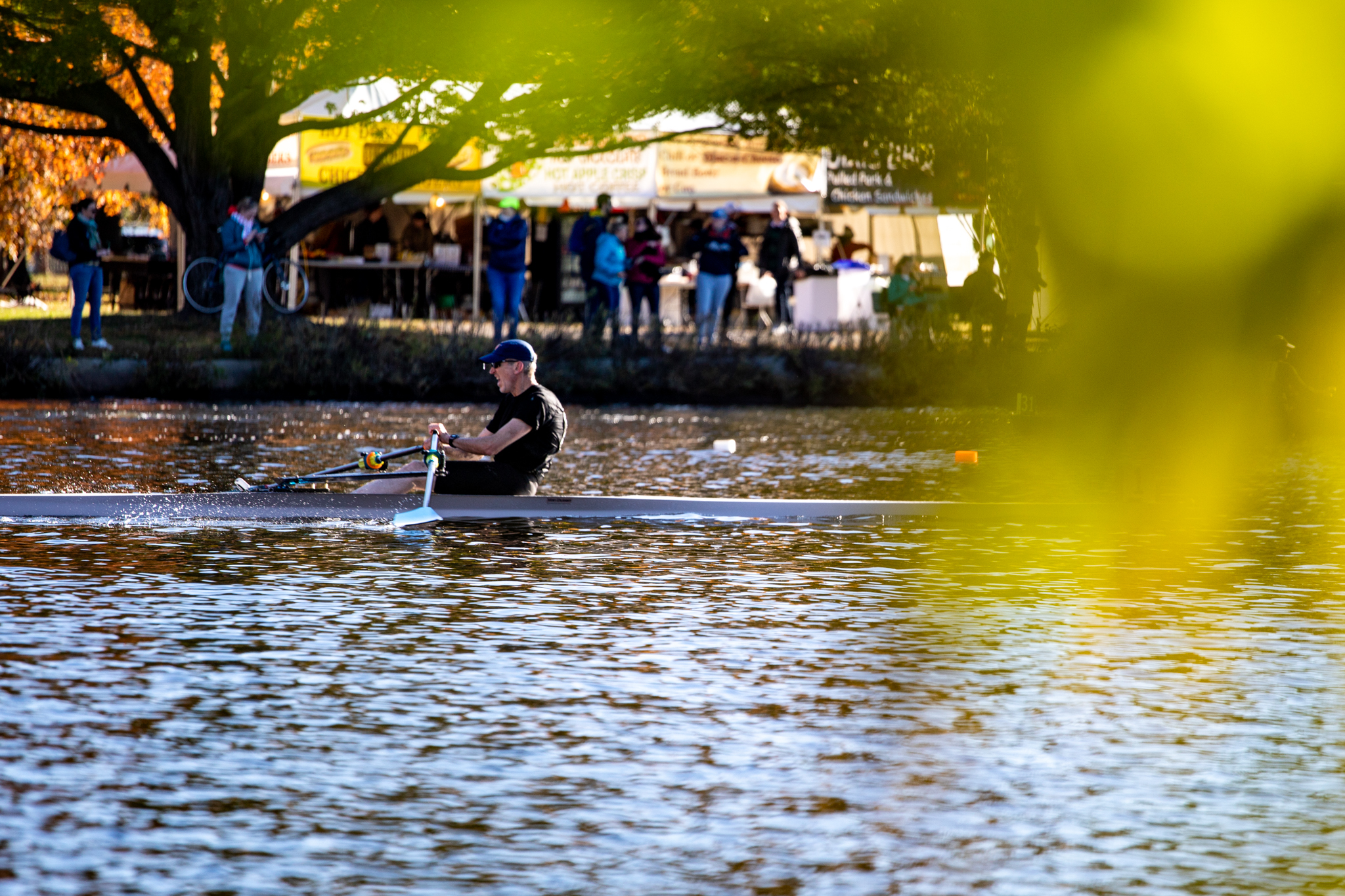 Before the Head of the Charles, Every Year There is the Head of the Kevin