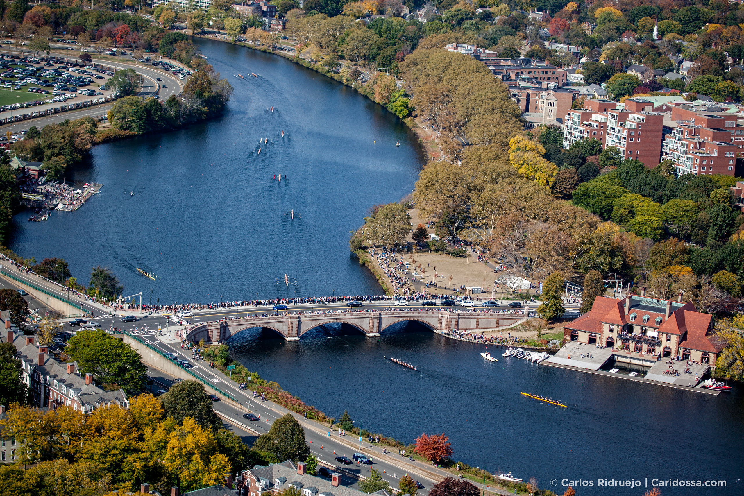 2019 Head Of The Charles Regatta will Generate Over $88 Million in Spending Impact for the Greater Boston Economy