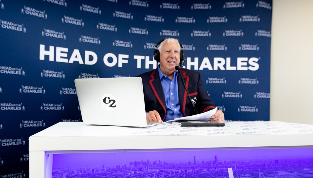 Head Of The Charles® Executive Director Fred Schoch to be Lead Announcer for Intercollegiate Rowing Association National Championship Livestream